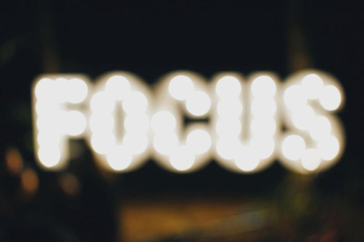 focus(large)